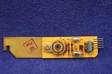 Revox B-77 reel to reel deck parts - Board Part # 1.177.320-11