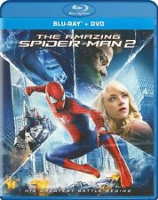 The Amazing Spider-Man 2 (Blu-ray/DVD) New, Free shipping