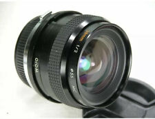 KIRON 28mm f 2 fast wide lens for OM3 OM4 OM2 OM1 zuiko Kino Precision with caps