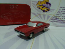 "Schuco Piccolo 05707 - "" Jahresmodell 2017 "" Dodge Charger in Blechdose 1:87"