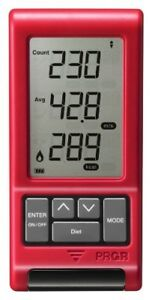 PRGR GM009 14 Bolsillo Rojo Ojos Golf Cabeza Velocidad Bola Velocidad