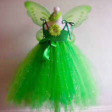 Tulle Complete Outfit Fairy Tale Fancy Dresses for Girls