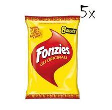 40x Fonzies mais Maissnack mit Käse chips 5 für 8 Portionstüten á 23 g Käsechips