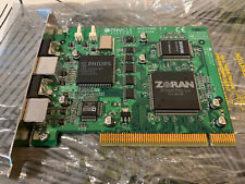 Pinnacle Redstone 5.0 PCI Video Capture Card No Software