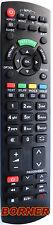 Telecomando di ricambio compatibile per Panasonic viera N 2 QAYB 000489 NUOVO!