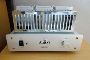 """High-End Stereo Röhrenverstärker AUREXX """"Crystal I"""" Class A"""