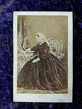 1860's Queen Victoria CDV photo - Ashford Brothers & Co. London