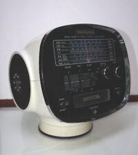 Radio SAKURA Vintage 1970s SPACE AGE HELMET no JVC Videosphere WELTRON anni 70