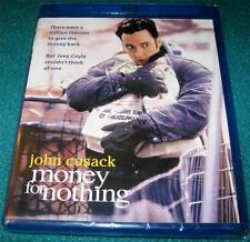 JOHN CUSACK, Money for Nothing, BLU-RAY DISC, NEW