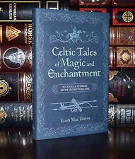 Celtic Tales Myth & Legends Irish Folklore Illustrated Brand New Hardcover Ed