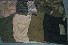 Men's BDU Battle Dress Uniform Military Fatigue Cargo Pants CHOICE Size & Color