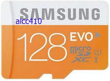 Samsung 16GB 32GB 64GB 128GB Micro SD SDHC SDXC Evo Plus Pro C10 Memory Card
