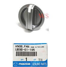 New Genuine Mazda BT-50 UN Heater Control Knob 2008-11 UB9B61195 Ford Ranger PK