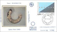 FRANCE - SERIE ARTISTIQUE EUROPEENNE - Jan Dibbets - PARIS - 1996 - FDC