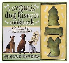 THE ORGANIC DOG BISCUIT KIT - TALLEY, JESSICA DISBROW - NEW PAPERBACK BOOK