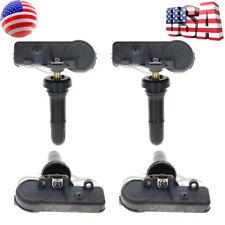 4pcs New Tire Pressure Sensor for Encore Lacrosse Regal Verano ATS SRX XTS CTS