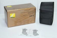 NIKON DR-6 DR 6 RIGHT ANGLE VIEWING ATTACHMENT BRAND NEW!!!