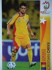 Panini 479 Cristian Chivu Romania UEFA Euro 2008 Austria - Switzerland