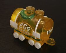 "1988 HALLMARK MERRY MINIATURE ""EGG NOG CAR"" USED WITH GOLD TAG FREE SHIPPING"