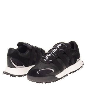 RRP €245 ADIDAS ORIGINALS By ALEXANDER WANG Sneakers EU45 1/3 UK10.5 US11 Mesh