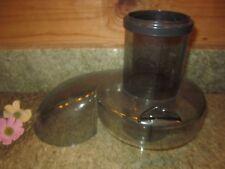 Breville Juice Fountain Juicer Replacement Top Lid Chute Cover JE98XL JE95XL EUC