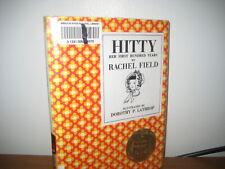 Hitty her first hundred years/ Rachel Field/ HB/ jacket/Lathrop/1957