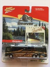 Johnny Lightning Monaco Marquis Beaver Coach Motorhome RV Die-cast 1/64 Scale