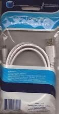 "USB Cable Type A Male to Mini 8 Pin - 60"" (5 ft), NIP, FREE S&H, Great Value!"