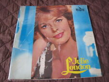 Julie London 1964 Japan Tour Book Concert Program Bobby Troup