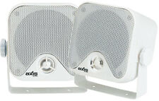 Axis Marine Surface Mount Speakers For Boats and Outdoors MA442