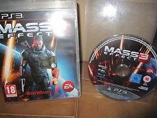 PS3 PLAYSTATION 3 MASS EFFECT 3 Boxed ita