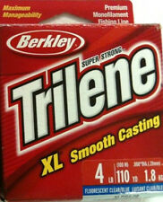 Berkley Super Strong Trilene Xl Smooth Casting 4 Lb Clear, 330 Yard