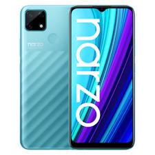 Realme Narzo 30A Smartphone 4GB 64GB 6,5'' MTK Handy Dual Kamera 6000mAH Blau DE