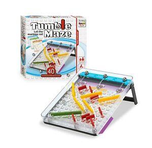Tumble Maze Gioco da Tavolo Biglie Gravità Eureka! 3D Rompicapo 🤩🤩