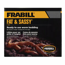 New Frabill 1067 Fit & Sassy Ready To Use Worm Bedding - 5 Lbs.