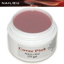 7 ml Maquillage gel nail1eu Cover Pink / CAMOUFLAGE UV d'ongles makeup-gel