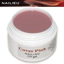 7ML Makeup GEL nail1eu COVER FUCSIA/CORRETTORE GEL UV compongono GEL PER UNGHIE