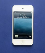 Apple iPod Touch 4th Generation White 16 GB With Charging Cord