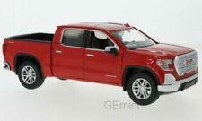Pick-ups miniatures rouges MOTORMAX