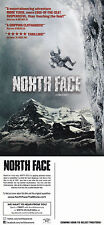 NORTH FACE THE MOVIE UNUSED ADVERTISING COLOUR POSTCARD (a)