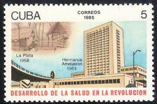 SELLOS TEMA MEDICINA.  1985 2642 1v.  HOSPITALES