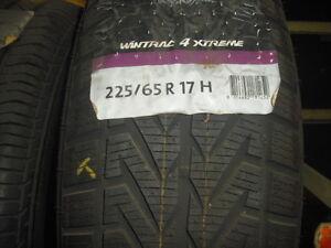 Vredestein Wintrac 4 xtreme 225/65 R 17 102H  1 Stück NEU !