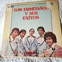 LOS ERMITAÑOSY SUS EXITOSLP 33 1/3 RPM1979CBSDBL-20307USEDMBIMPORT