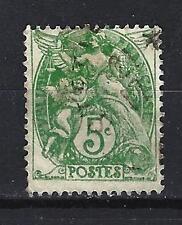 France 1900 type Blanc Yvert n° 111 oblitéré 1er choix (3)