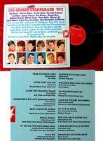 LP Grosse Starparade 67/2 Connie Francis Martin Lauer G