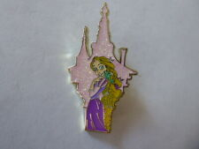 Disney Trading Pins Tangled Rapunzel with Tower