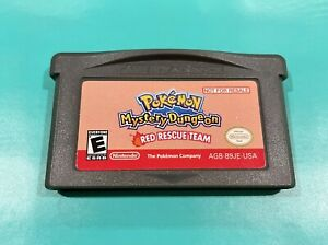 Pokemon Mystery Dungeon: Red Rescue Team | Ultra Rare | Not For Resale