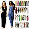 Summer Women Sleeveless Stretchy Slim Bandage Bodycon Dress Maxi Long Dress