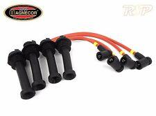 Magnecor KV85 ROSSO Accensione Ht Lead Wire Cable Set 45298 Focus RS ST170 ZETEC S