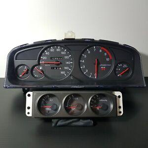 NISSAN SKYLINE R33 GTR SPEEDOMETER CLUSTER SPEEDO METER 180KM/H DASH